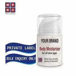 OEM Or Private Label Body Moisturizer