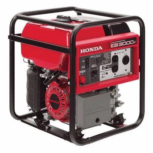 389 Cc Honda Generator EB3000c, Engine Model: Honda Gx200