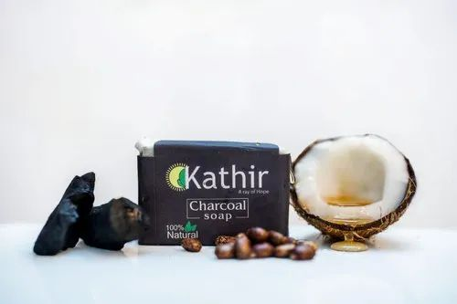 Kathir Charcoal Soap