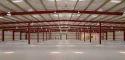 PEB Warehouse Sheds
