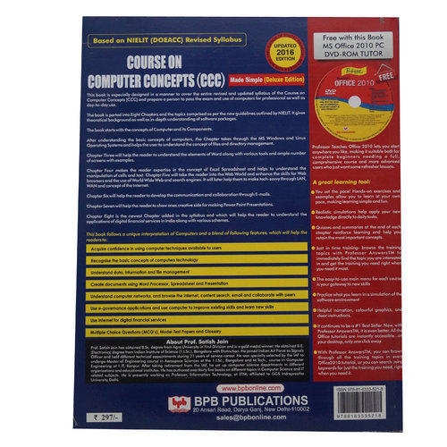 Ccc Computer Course Book