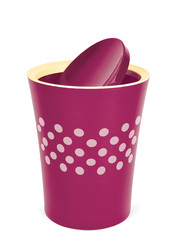 102 Hi Choice Designer Swing Dustbin