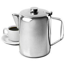 Steel Tea and Coffee Mug