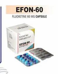 Fluoxetine 60 Mg,40 mg, 20 mg Capsule