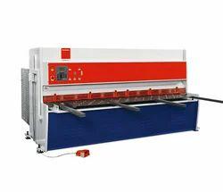 Automatic Guillotine Shearing Machine