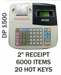 373167 Restaurant Billing Machine, Model Name/Number: DP 1500