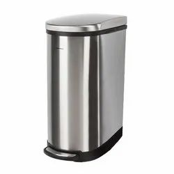 Stainless Steel Pedal Dustbin