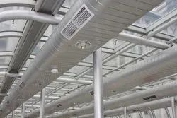AC Ducting Services, for Exhaust, Delhi Ncr