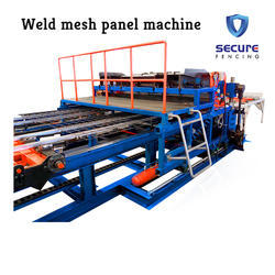 Welded Mesh Panel Machine (3-6)mm