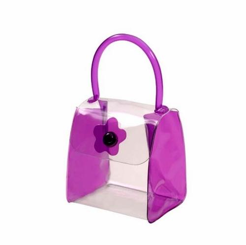 PVC Button Bag