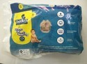 Toddlers Unisex Disposable Diapers Organic Medium