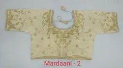 Mardaani Embroidery Designer Blouse