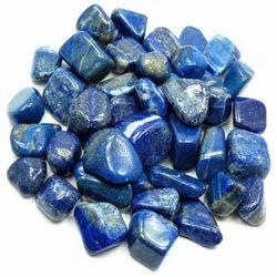 Natural Lapis Lazuli Undrilled Tumble