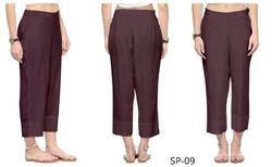 Mrigya Series 01-10 Stylish Party Wear Rayon Pant