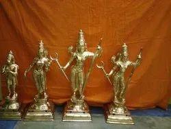 Lord Sri Ram 2 Feet Panchaloham