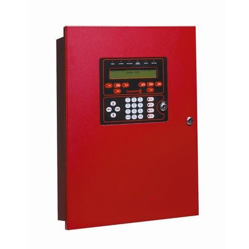 Fire Alarm Control Panel 4 Zones Make Agni Fire