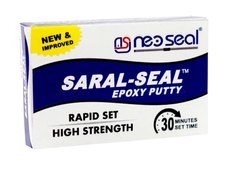 Saral Seal Rapid Set Epoxy Putty