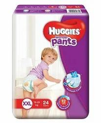 Huggies Wonder Pants Xxl-24 (Mrp 499)