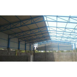 Steel Pre Engineered Building