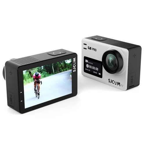 SJCAM SJ8 PRO 4K 60fps Action Camera Dual Screen