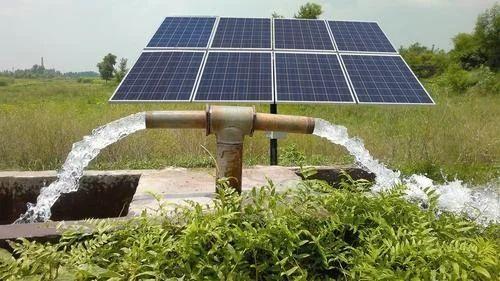 Resultado de imagem para water pump solar