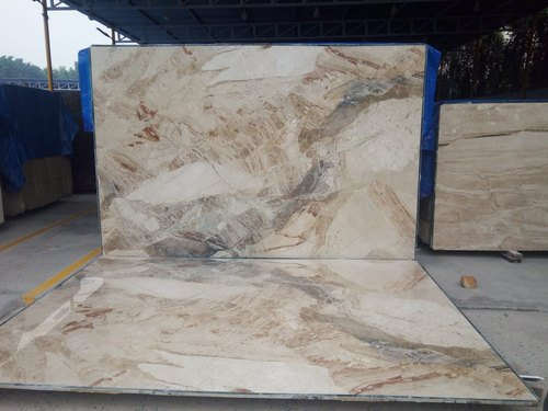 Polished Finish Breccia Aurora Marble, Thickness: 16 Mm To 20 Mm