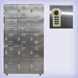 Number Locker Cabinet