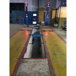 Truck Wheel Alignment Services