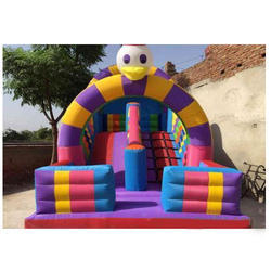 Panda Bouncy Slide