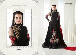 Dia Mirza Vol-7 Anarkali Suit