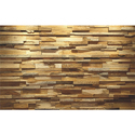 3D Wooden Wall Panel