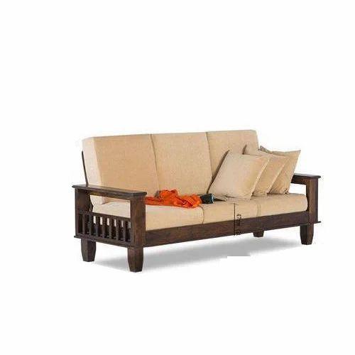 Wooden Sofa - Modern Wooden Sofa Manufacturer from Kartarpur