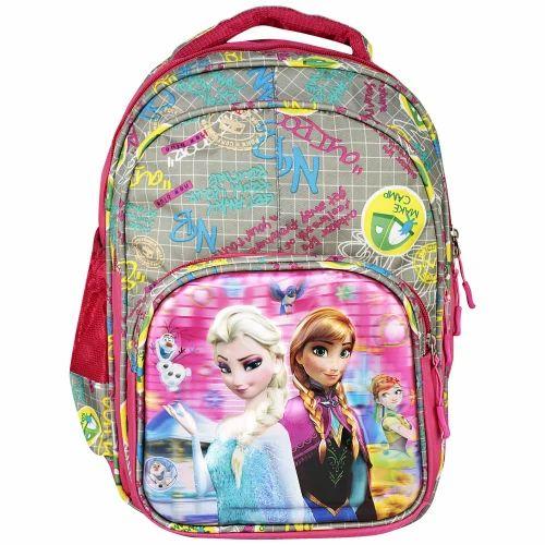 f96fb281364 Printed Girls School Bag