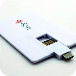Credit Card Shape OTG USB Pendrive