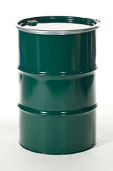 Food Products Mild Steel Metal Drums, Capacity: 0-50 litres