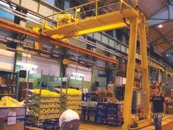 Gantry Cranes For Automobile Industry