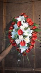 Artificial Flowers Buke Code No 10