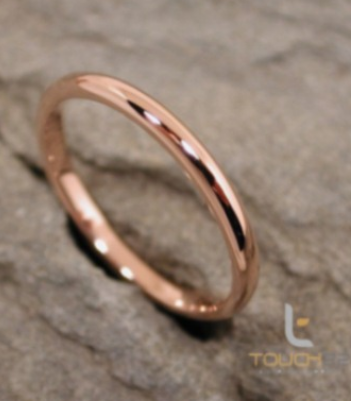 Rose Gold Rings स न क अ ग ठ In Ahmedabad Ahmedabad Touch22 Id 16976471755