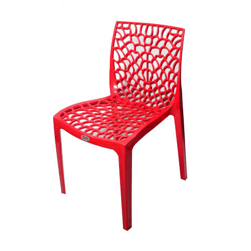Supreme Web Plastic Dining Chair
