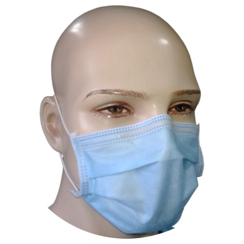 120 black surgical mask