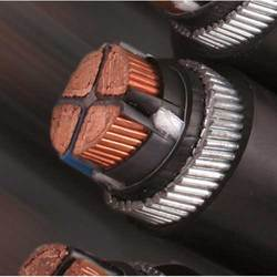 Copper Armoured Cables, 1.1 KV (1100 Volts)