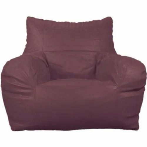Excellent Caddy Brown Armchair Bean Bags Beatyapartments Chair Design Images Beatyapartmentscom