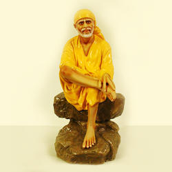 Sphatik Saibaba at Rs 2500 /piece   Kodambakkam Rangarajapuram