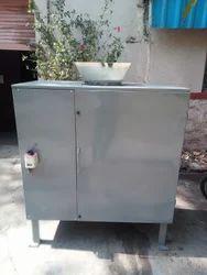Food waste composite machine