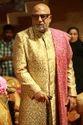 Scot Wilson Printed Pure Silk Fabric Gudha Shervani