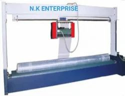 Heavy Fabric Roll Stretch Wrapping Machine