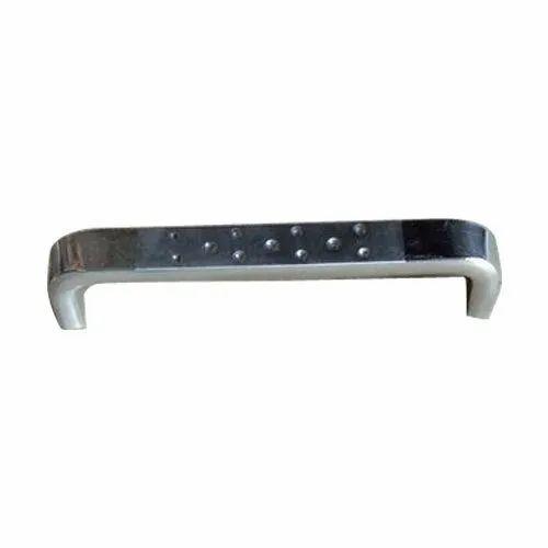 Aluminium Black Door Handle, Grey