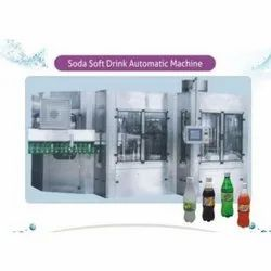 Automatic Soda Soft Drink Machine
