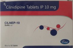 Cilnidipine Tablets IP
