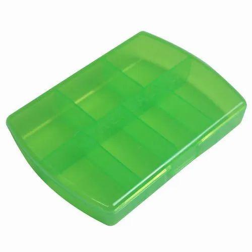 Plastic Tablet Box